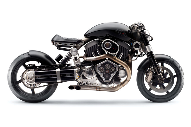 X132 Hellcat Bobber Motorcycle