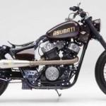 Asumati Honda VT750 ST Bobber Motorcycle