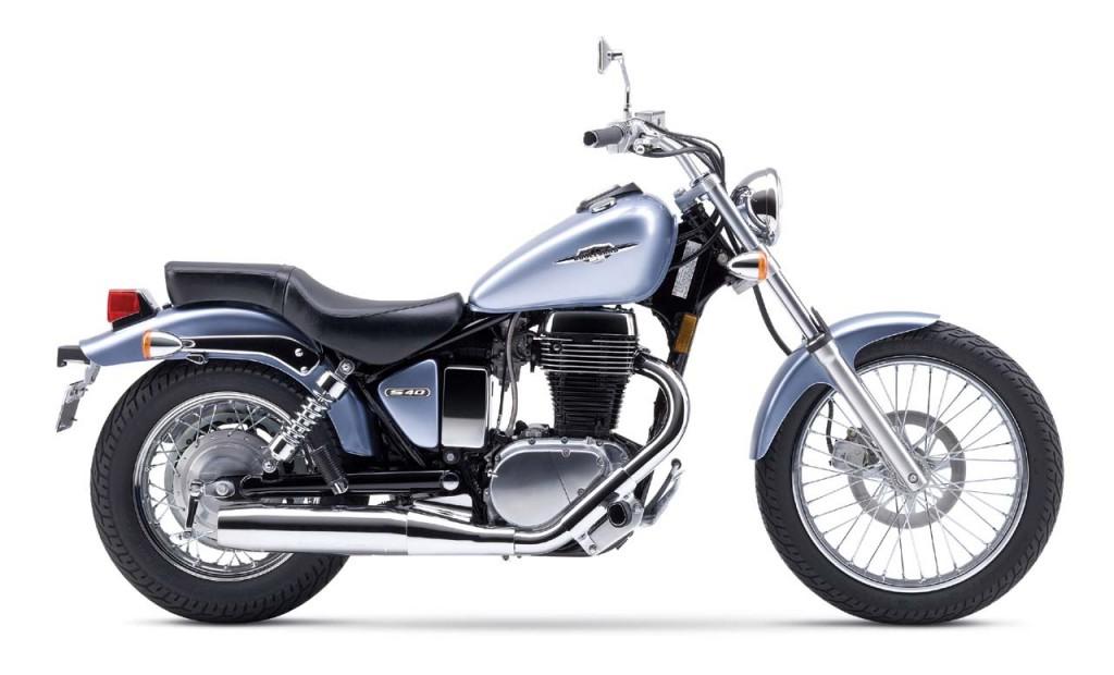 Suzuki Boulevard S40 Bobber Motorcycle