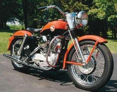 57 Harley XL Sportster 883