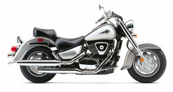 Suzuki Boulevard C90 Bobber Motorcycle