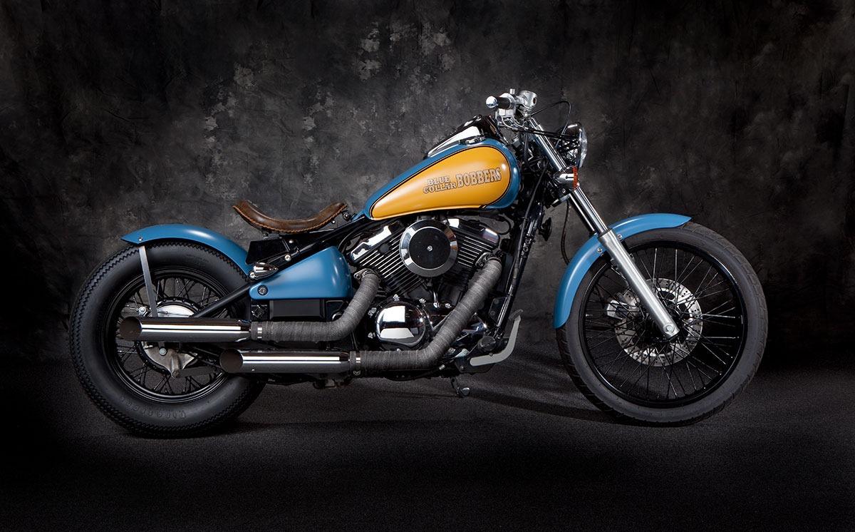 Kawasaki Vulcan 800 Bobber Motorcycle