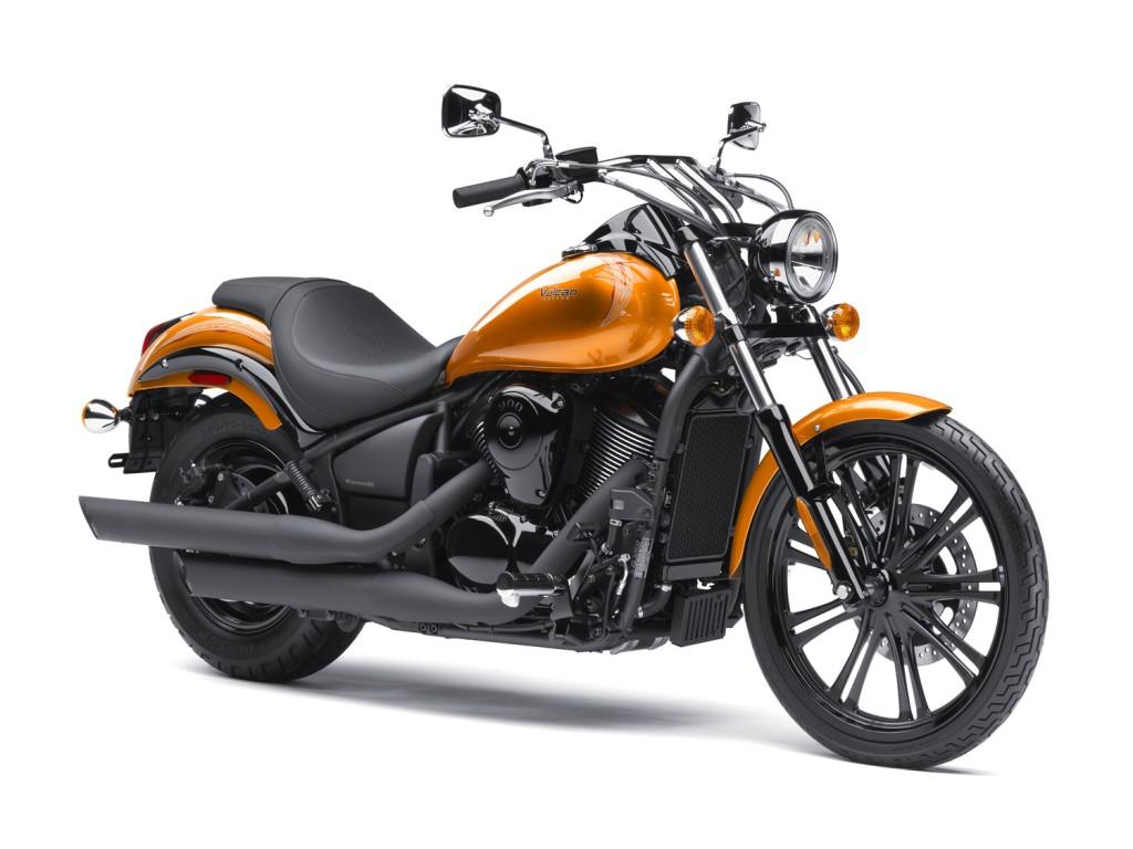 2012 Kawasaki Vulcan 900 Bobber Motorcycle