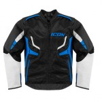 Icon Compound Motorcycle Jacket - Blue