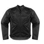 Icon Compound Motorcycle Jacket - Stealth