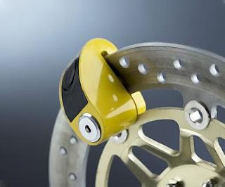 Motorcycle Disc Lock