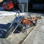 Yamaha V-Star 650 Bobber Motorcycle-3