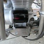 1340 cc EVO V-Twin Bobber Motorcycle - Oil Filter