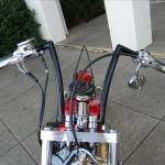 1340 cc EVO V-Twin Bobber Motorcycle Handlebars