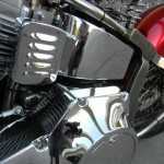1340 cc EVO V-Twin Bobber Motorcycle