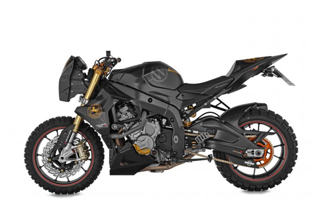 BMW S 1000 RR Bobber Motorcycle