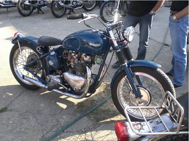Triumph T100 Bobber 500cc