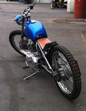 1982 custom Honda Rebel Bobber