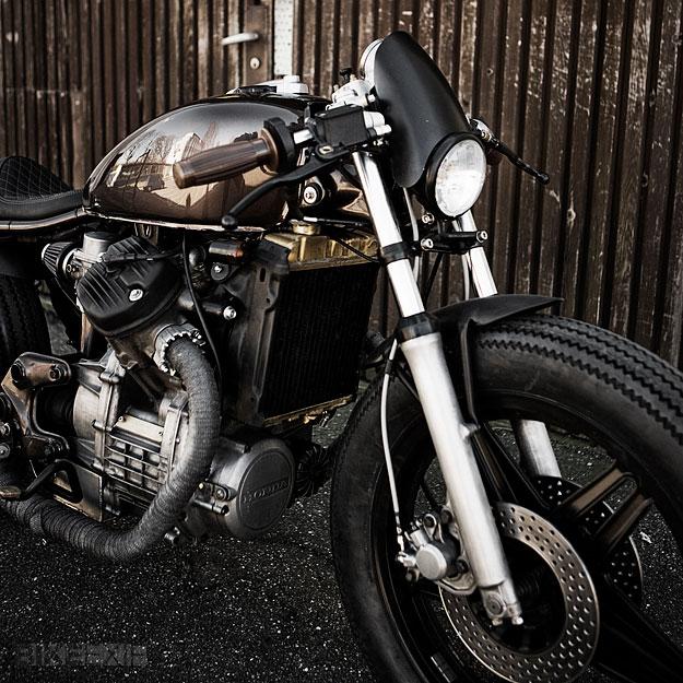 Honda CX 500 Bobber Motorcycle