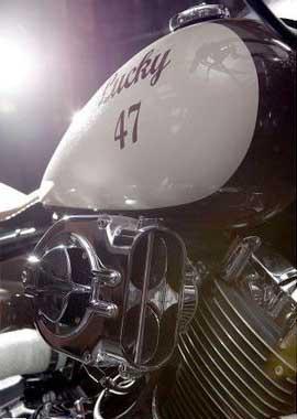 V-Star Bobber 650 Bobber Motorcycle