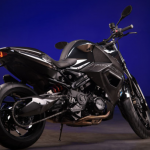 BMW F800R Motorcycle