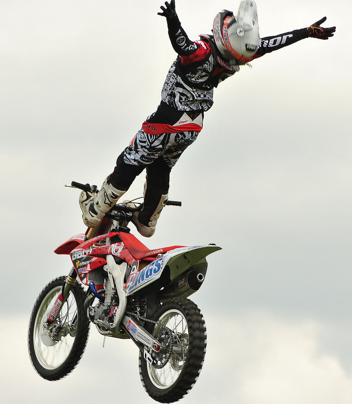 what is fmx freestyle motocross