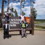 Gran Teton National Park - Matt Storms, Robyn Storms, Jake Hoopes, & Jessica Hoopes