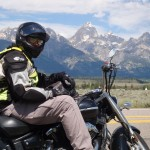 Matt Storms Grand Tetons in back ground