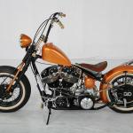 1974 H-D Bobber Motorcycle - 2