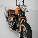 1974 H-D Bobber Motorcycle - 3