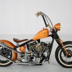 1974 H-D Bobber Motorcycle - 8