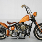 1974 H-D Bobber Motorcycle - Big