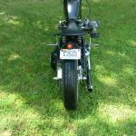 2013 Harley Davidson Old 97 Chopper Bobber