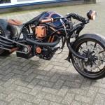 Harley-Davidson XL 1200 Streetfighter Bobber Motorcycle