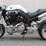 Yamaha MT-01 Motorcycle